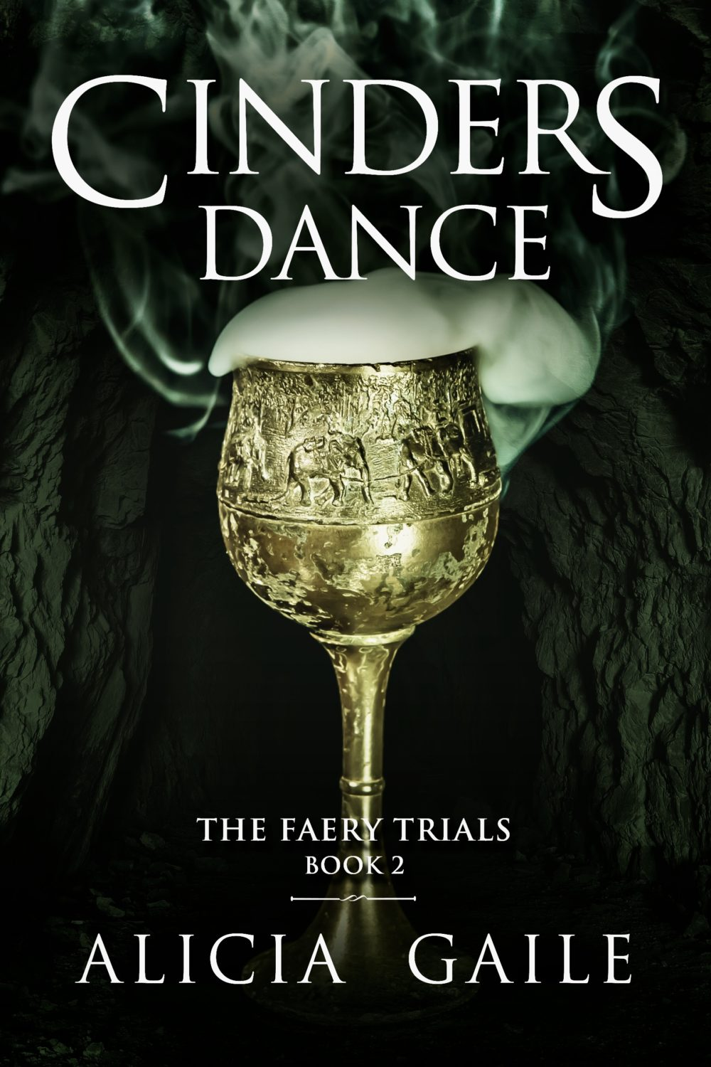 Cinders Dance by Alicia Gaile