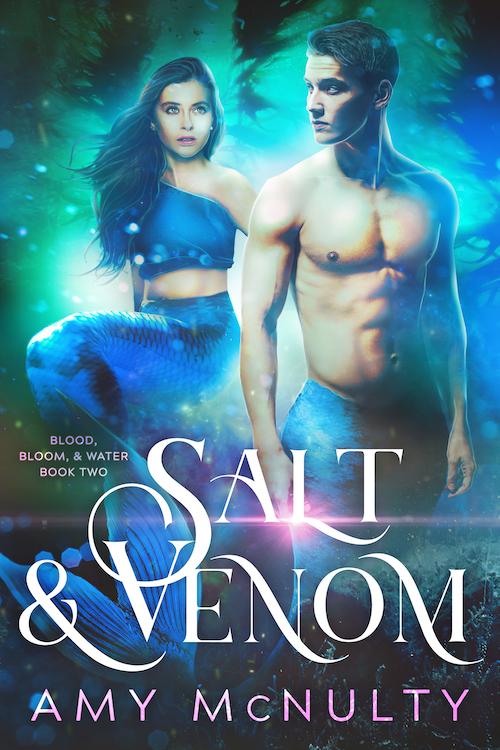 Salt & Venom by Amy McNulty