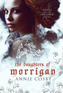 The Daughters of Morrigan by Annie Cosby
