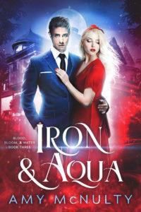 Iron & Aqua by Amy McNulty