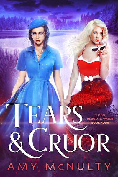 Tears & Cruor by Amy McNulty