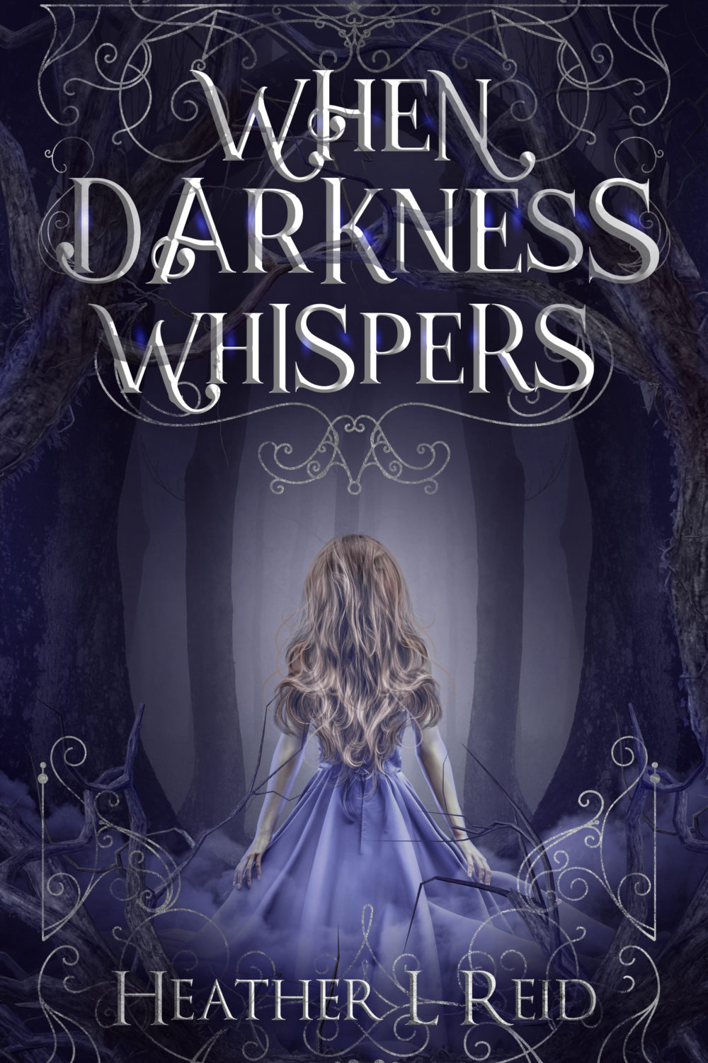 When Darkness Whispers by Heather L. Reid