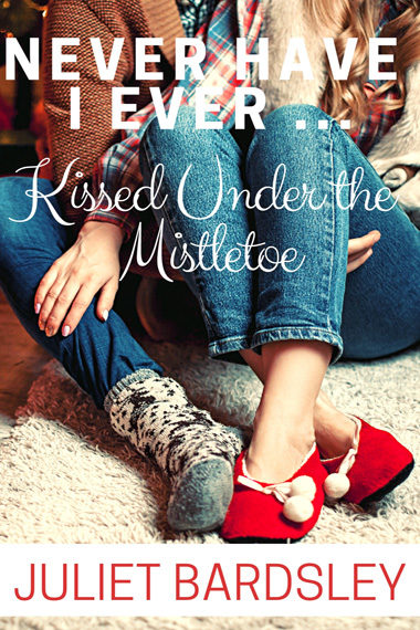 Never Have I Ever Kissed Under the Mistletoe