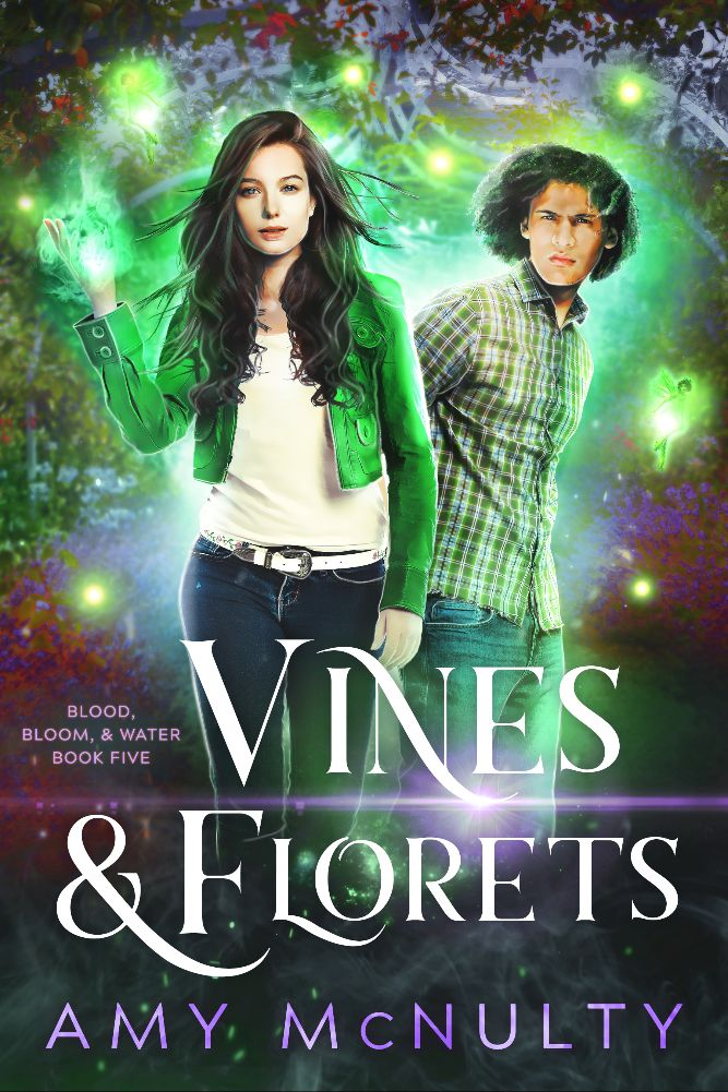 Vines & Florets by Amy McNulty