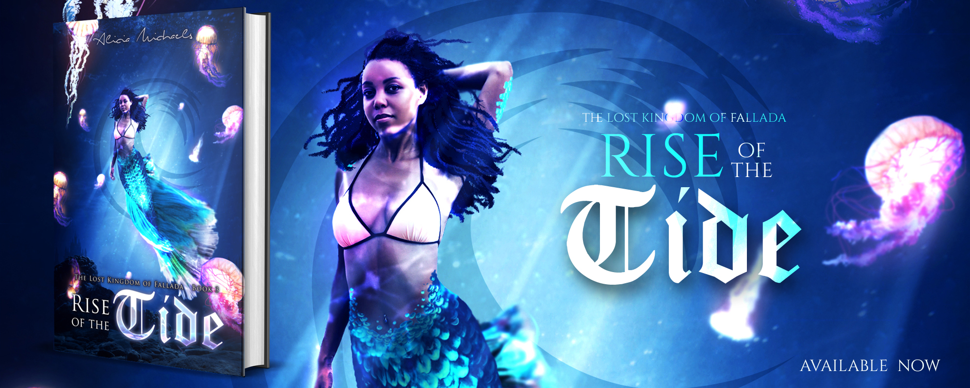Rise of the Tide by Alicia Michaels, available now