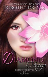 Diamond Mage by Dorothy Dreyer