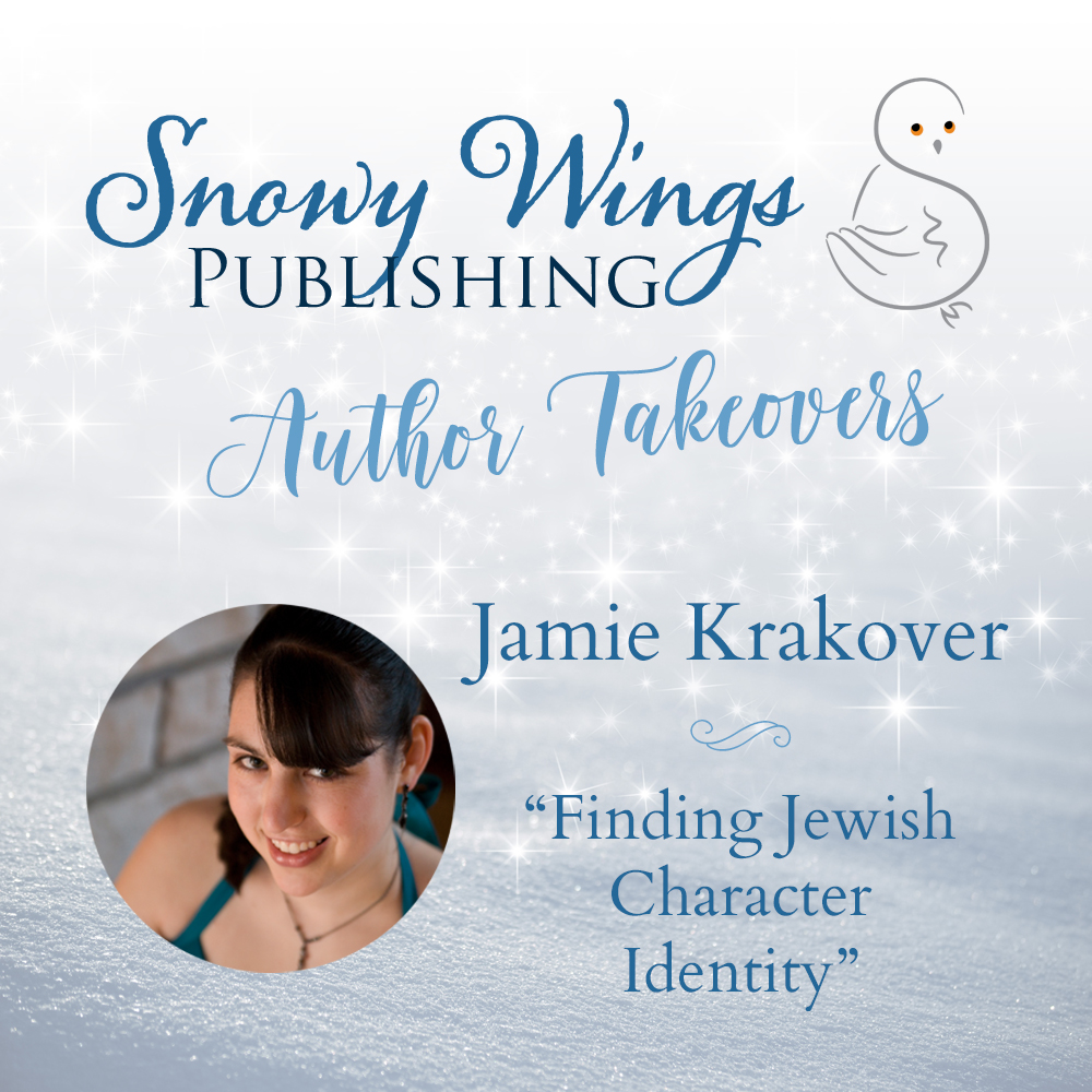 """Finding Jewish Character Identity"" by Jamie Krakover"