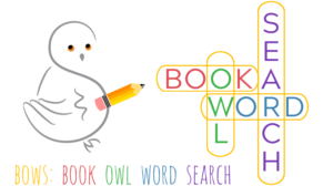 BOWS: Book Owl Word Search