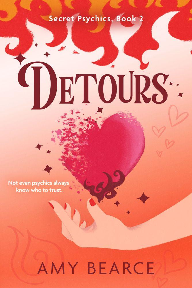 Detours by Amy Bearce