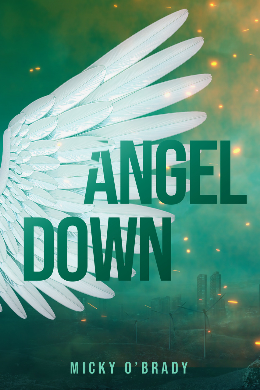 Angel Down by Micky O' Brady