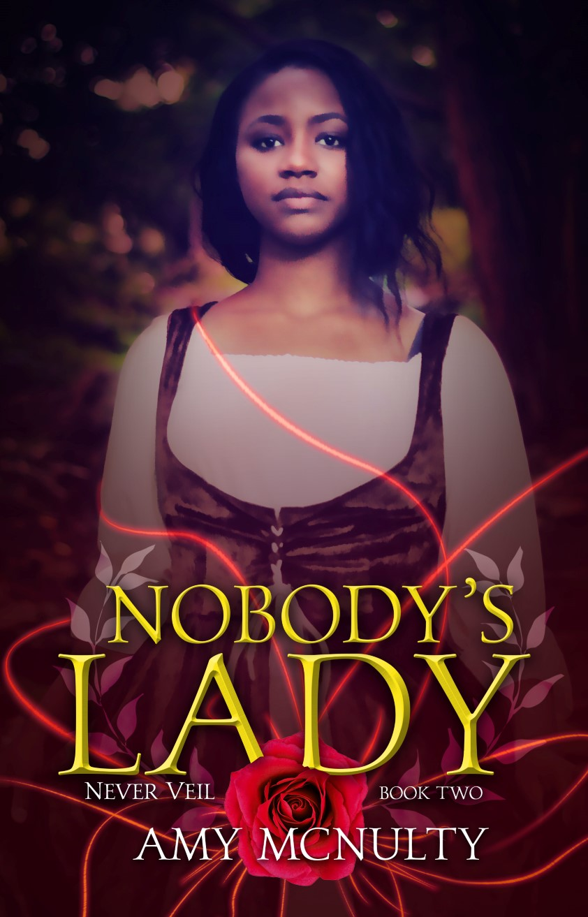Nobody's Lady by Amy McNulty