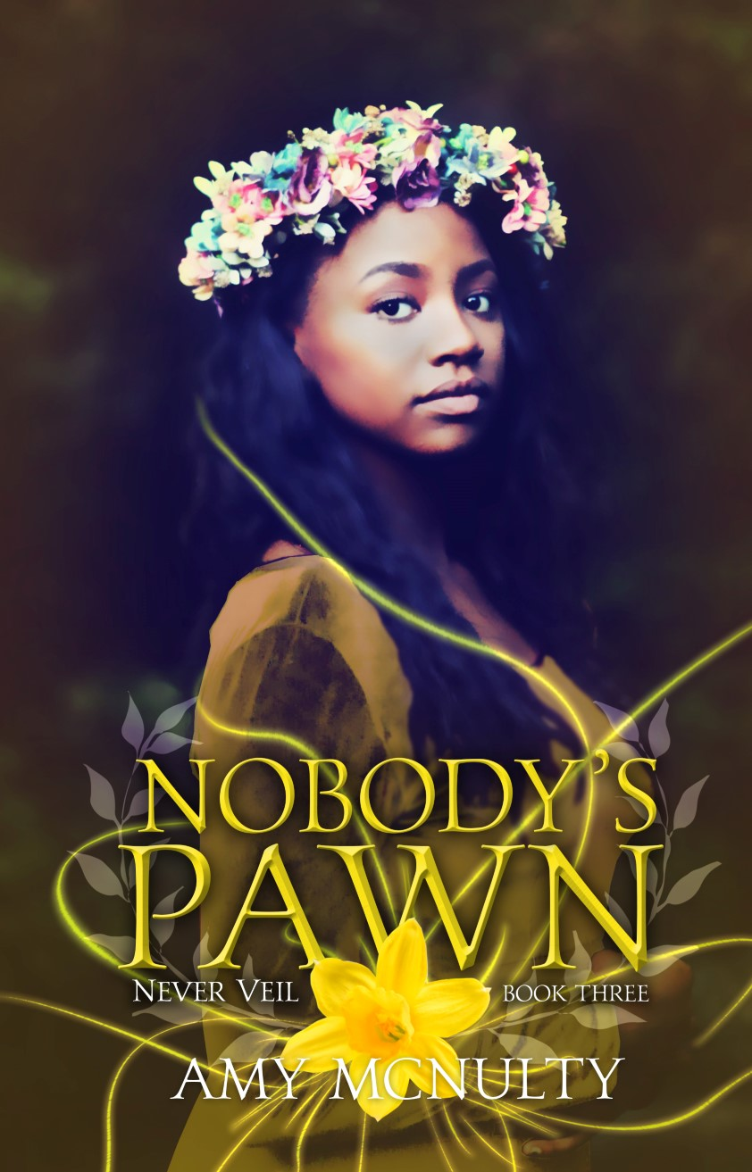 Nobody's Pawn by Amy McNulty