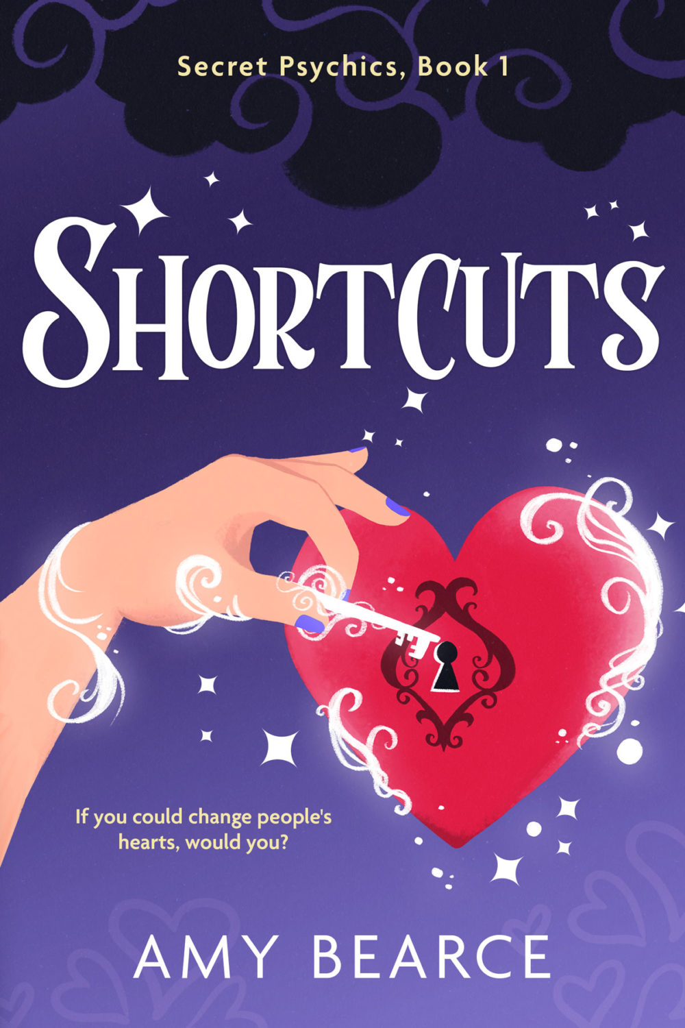 Shortcuts by Amy Bearce