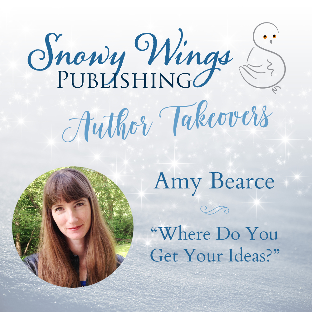 """""""Where Do You Get Your Ideas?"""" by Amy Bearce"""