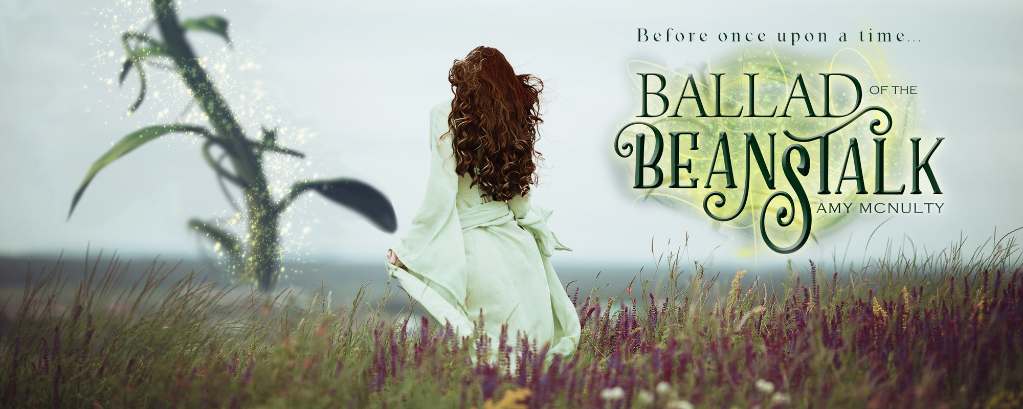 Ballad of the Beanstalk by Amy McNulty, available now
