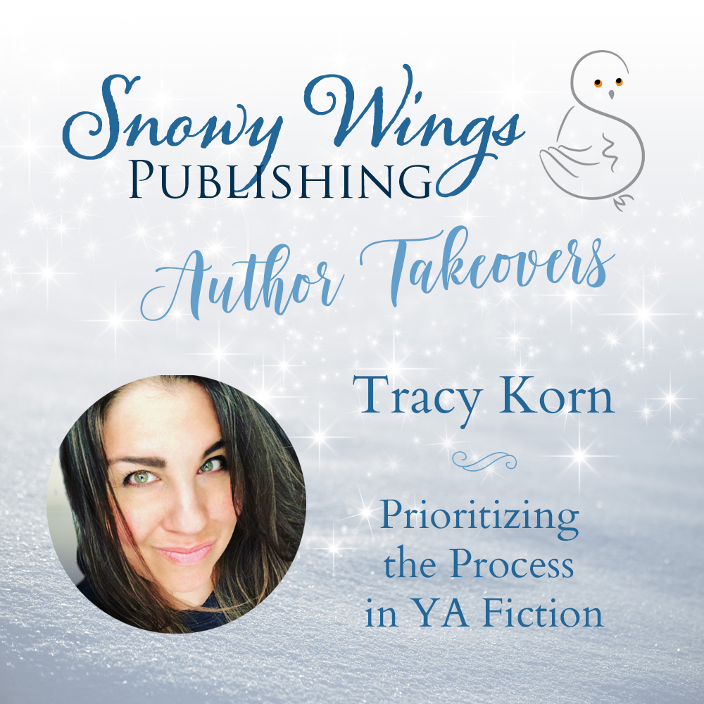 """Prioritizing the Process in YA Fiction"" by Tracy Korn"
