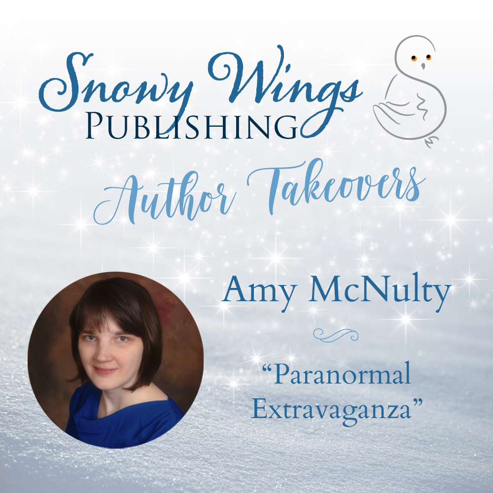 """""""Paranormal Extravaganza"""" by Amy McNulty"""