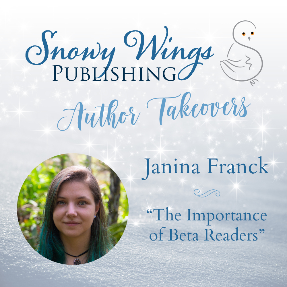 """""""The Importance of Beta Readers"""" by Janina Franck"""