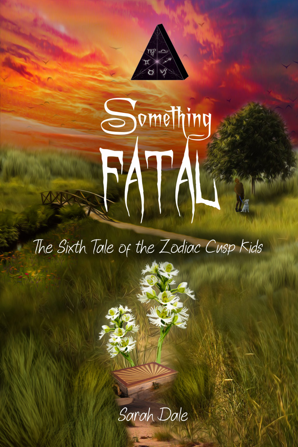Something Fatal by Sarah Dale