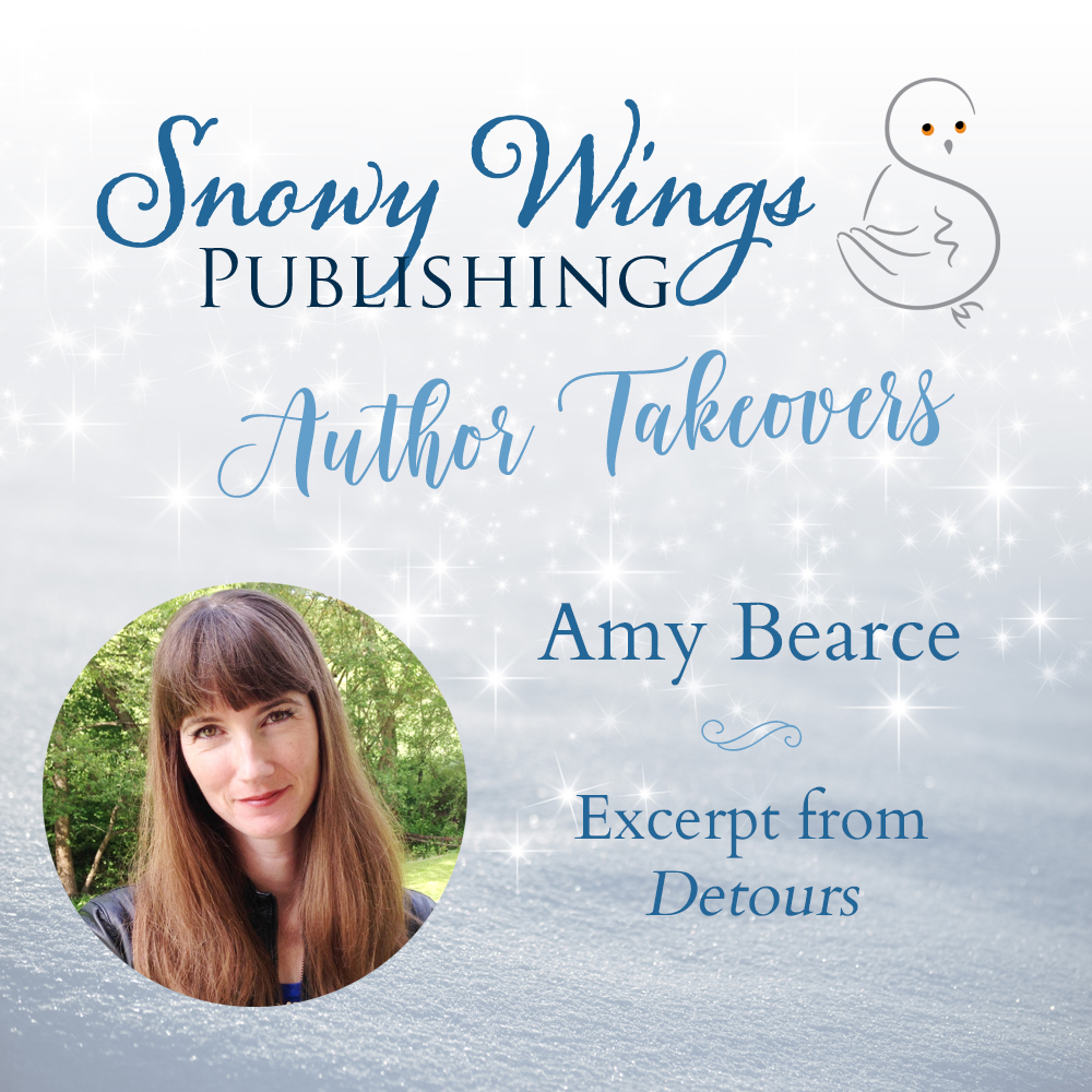 Excerpt from Detours by Amy Bearce