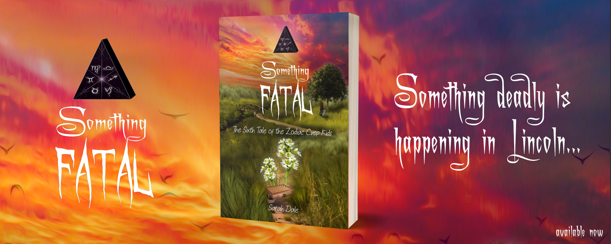 Something Fatal by Sarah Dale, available now