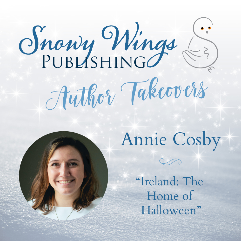 """""""Ireland: The Gate to Hell & the Home of Halloween"""" by Annie Cosby"""