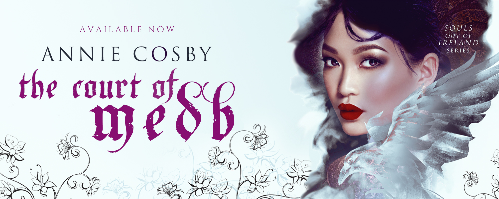 The Court of Medb by Annie Cosby, available now