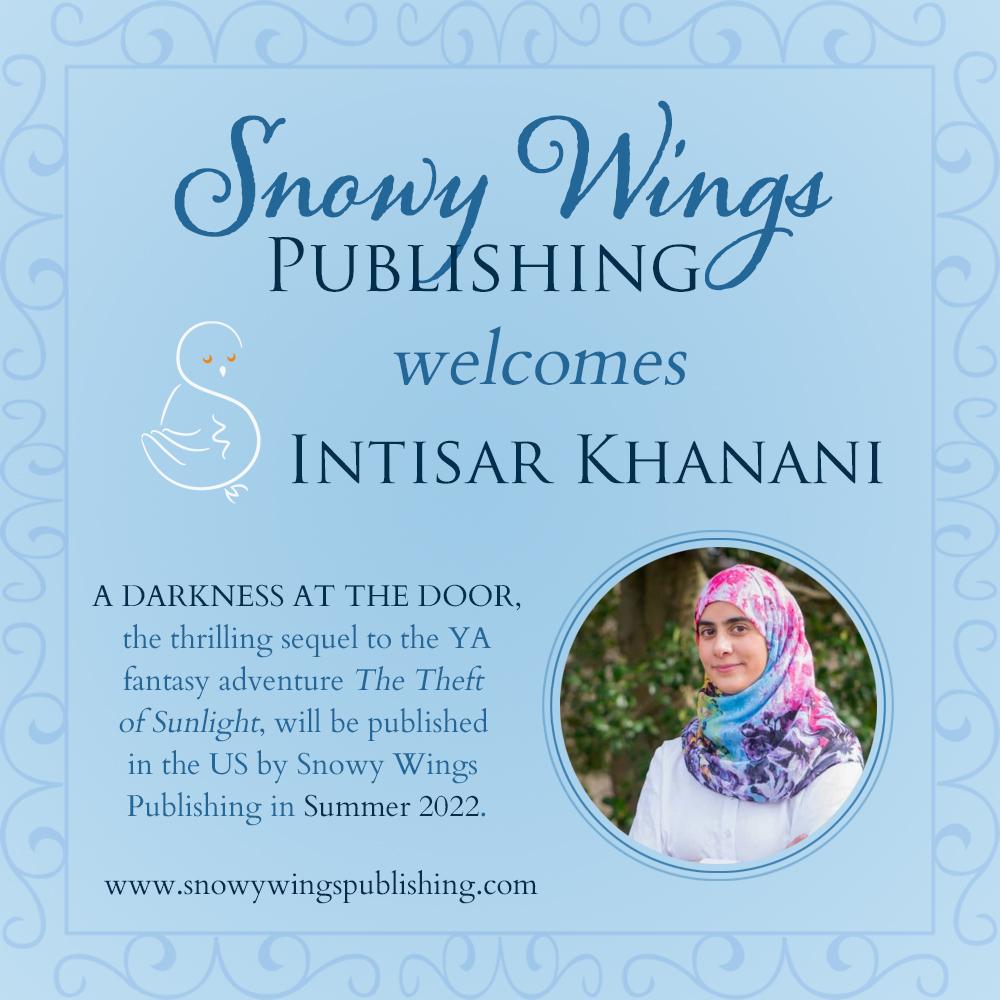 Welcome to Intisar Khanani